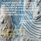 Upcoming Paper Discussion: Sedimentology