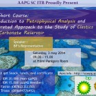 BP Short Course: Petrophysical Analysis