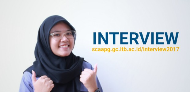 New Member Recruitment 2017: Interview