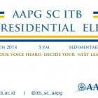 AAPG Presidential Election 2015