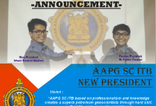 New President of AAPG SC ITB